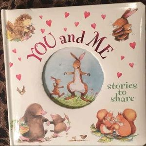 You and Me children's book